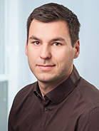 Mitarbeiter Lukas Zlattinger, BSc, MSc